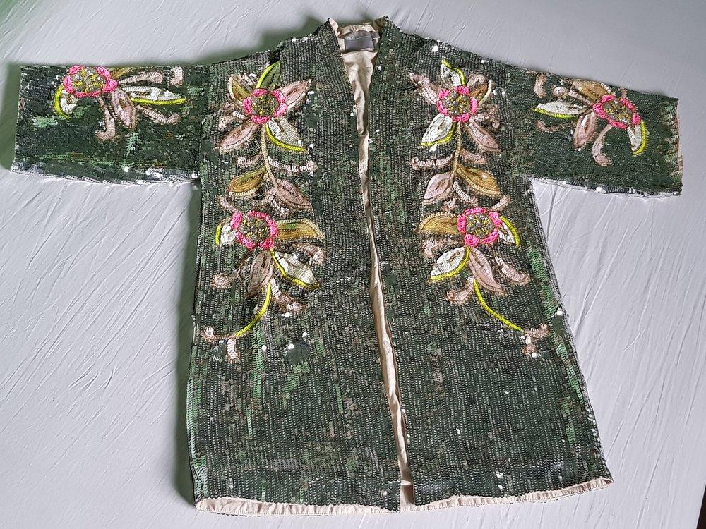 Sequin Kimono - Save HereSpend Here & HereSplurge Here & Here