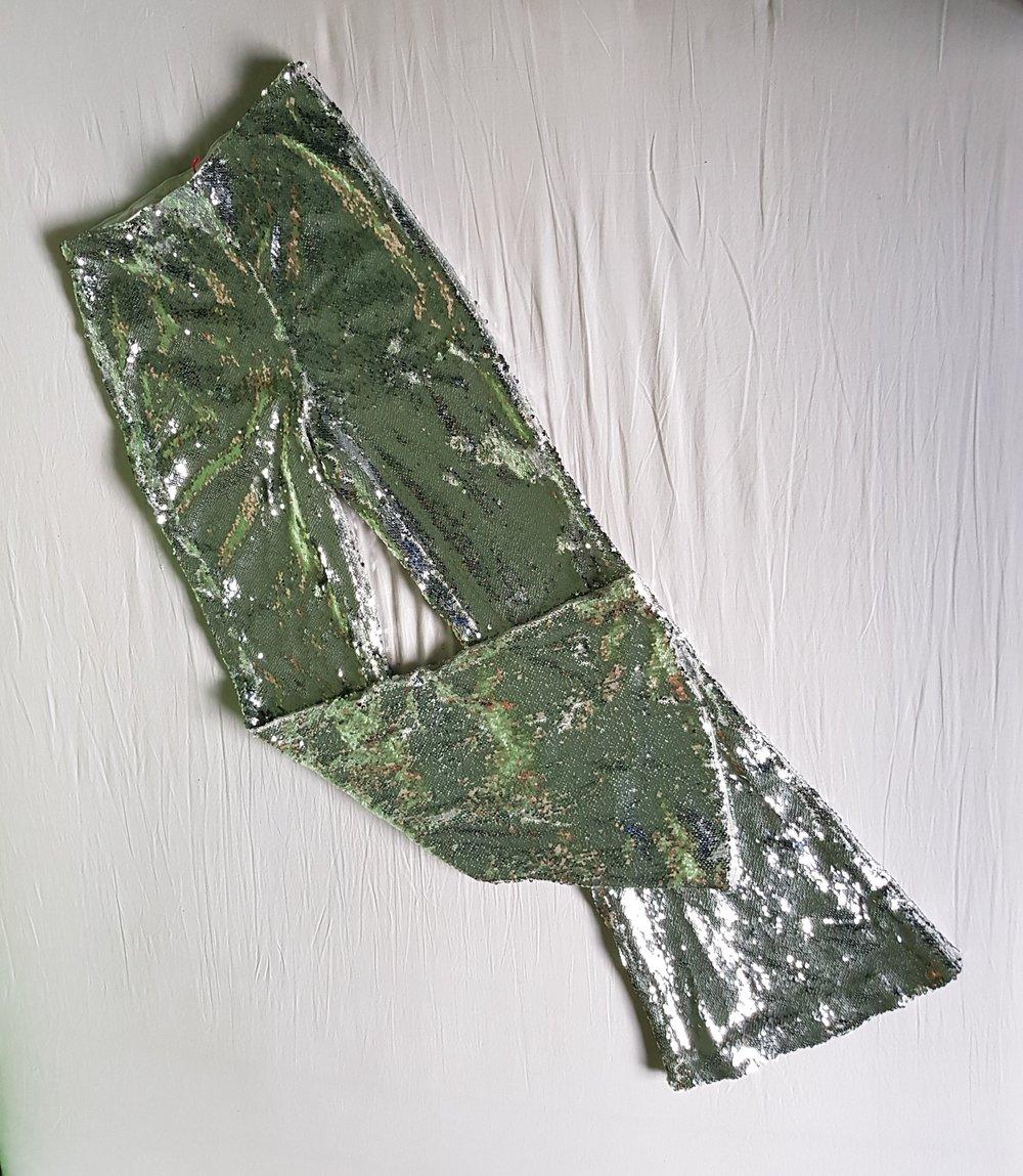 Sequin Trousers - Save HereSpend HereSplurge Here