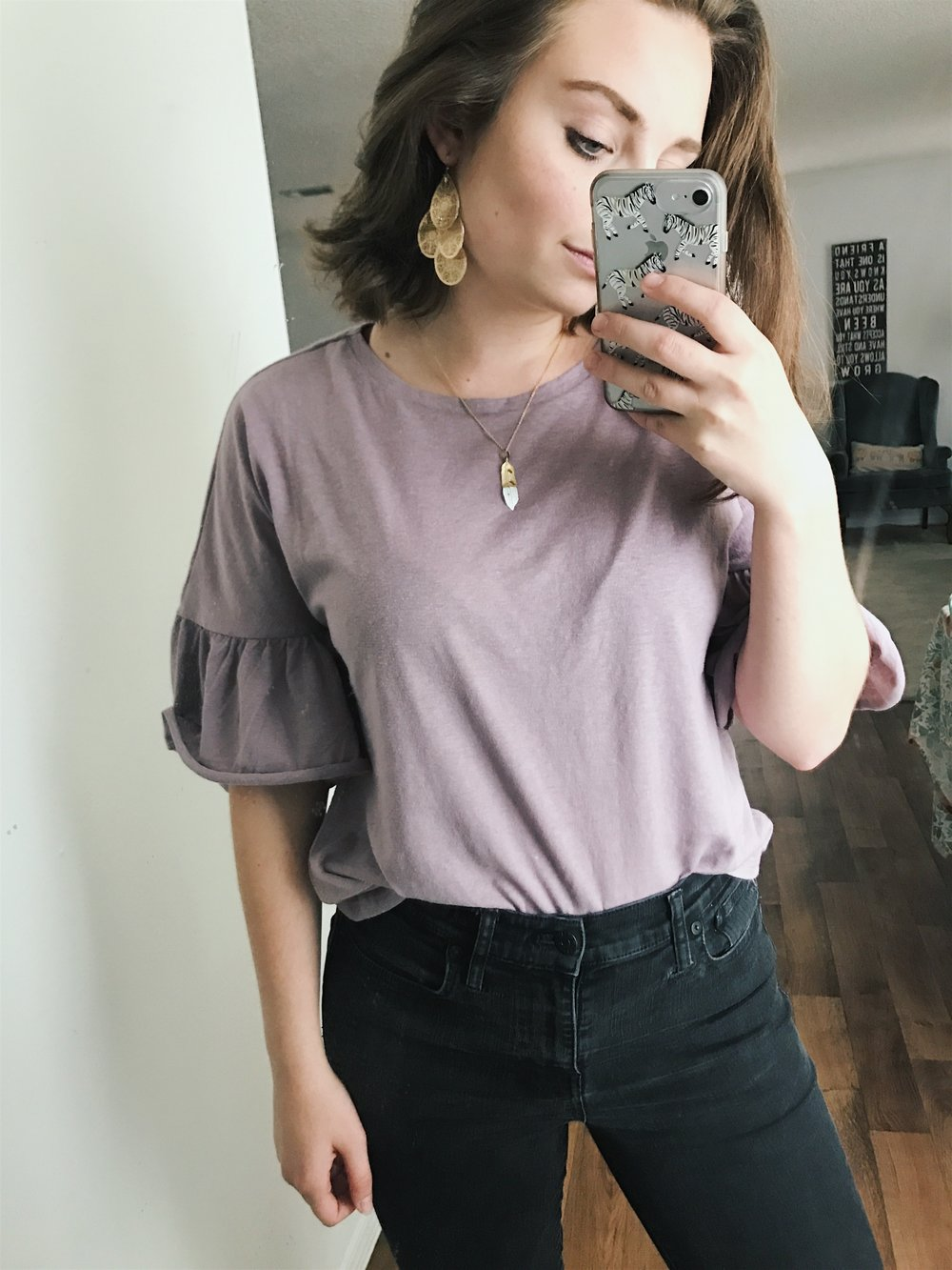 purchased this top for only $3!