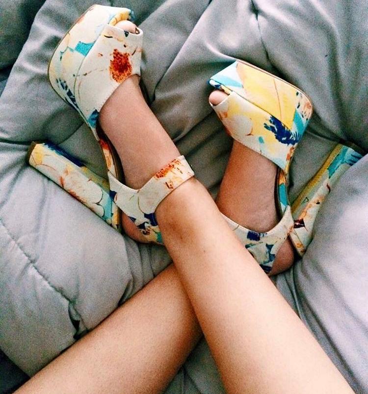 heels were $15