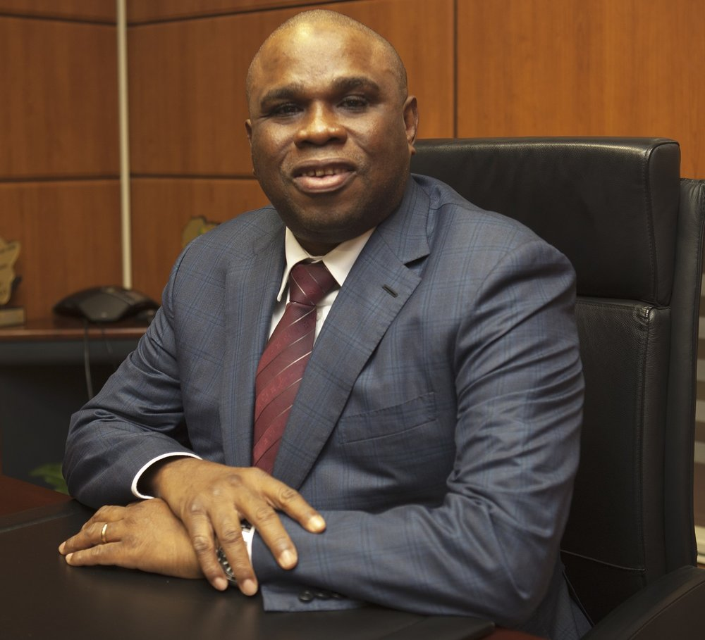 "DR. BENEDICT OKEY ORAMAH  PRESIDENT and CHAIRMAN of AFREXIMBANK (African Export – Import Bank)  Dr. Oramah assumed the position of President and Chairman of the Board of Directors of the African Export – Import Bank (Afreximbank) in September 2015.  Prior to his current role, he was the Executive Vice President responsible for Business Development and Corporate Banking (BDCB), a position he occupied from October 2008 to September 2015. As Executive Vice President, Dr. Oramah supervised the Business Development functions, namely: Trade Finance, Project and Export development finance, Syndications and Specialized Finance (SSF), and Corporate Finance and Advisory Services (CFAS). He also supervised the Research and Knowledge Management Functions of the Bank. Further, he assisted the then President of the Bank in overseeing the Bank's Strategic Planning and International Cooperation functions. Dr. Oramah joined Afreximbank as Chief Analyst in 1994 and was promoted to the position of Senior Director, Planning and Business Development in 2007.  Prior to joining Afreximbank, he held the position of Assistant Research Manager at the Nigerian Export Import Bank (NEXIM) from 1992 to 1994.  Dr. Oramah holds an Advanced Management Certificate from the Colombia University obtained in 2015, an M.Sc. and Ph.D. Degrees in Agricultural Economics obtained in 1987 and 1991 respectively from Obafemi Awolowo University, Ile-Ife, Nigeria. He obtained a B.Sc. degree in Agricultural Economics from the University of Ibadan, Nigeria in 1983. He recently published a book titled "" Foundations of Structured Trade Finance "" and has written over 35 professional/scholarly articles on a wide range of African economic, trade and trade finance issues.  He is a regular speaker at several trade and trade finance conferences around the world. Dr. Oramah is a Member of the Emerging Markets Advisory Council of the Institute of International Finance (IIF), an Executive Committee Member of the Factors Chain International (FCI)/International Factors Group (IFG), a member of the Consultative Board on the World Cocoa Economy of the International Cocoa Organization (ICCO) and a Fellow of the Institute of Credit Administration (FICA). He also serves on the Editorial Boards of Trade and Forfaiting Review (TFR) and the Journal of African Trade (JAT).  He is married and has three children."