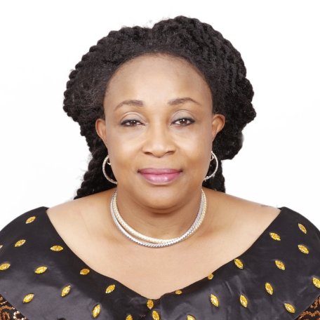 Dr. Ngozi Azodoh , Director of Special Projects, Federal Ministry of Health (Nigeria)
