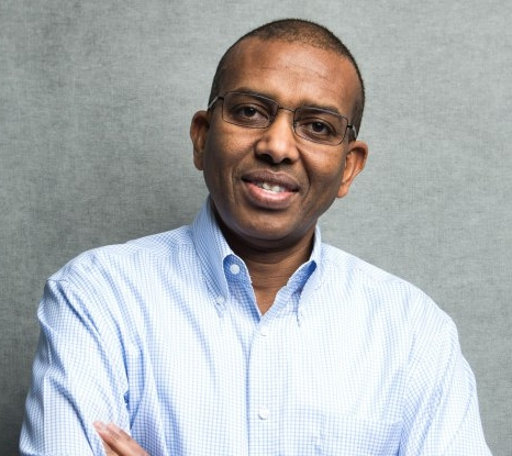 Ismail Ahmed,  CEO, WorldRemit