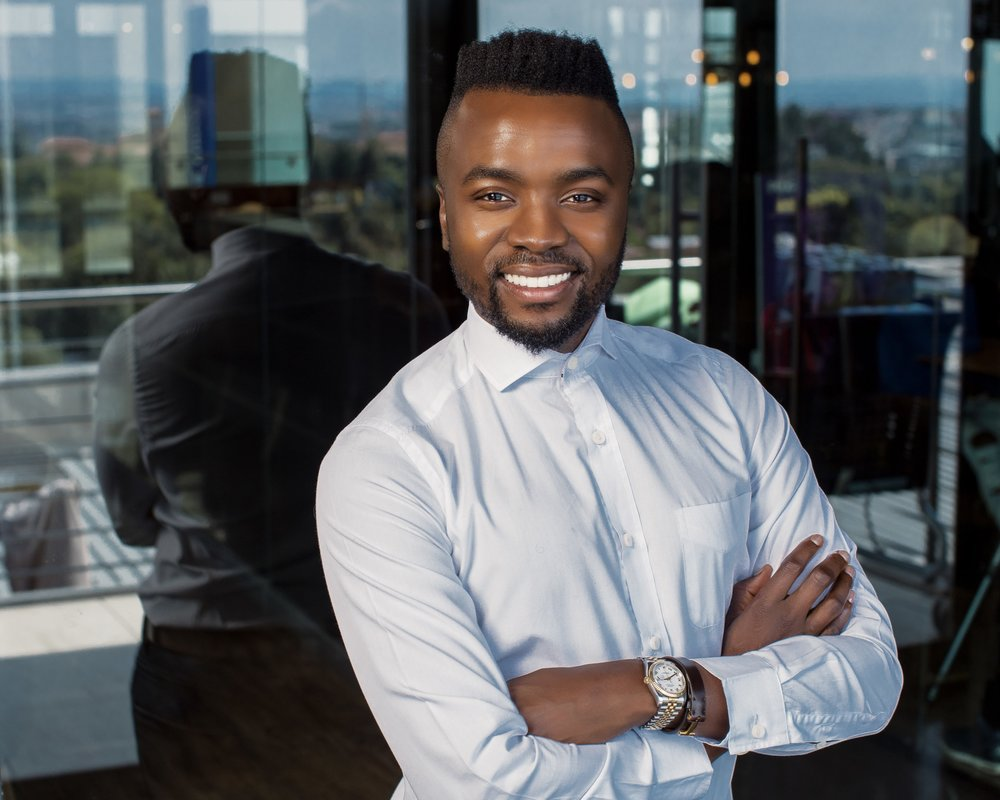 Sylvester Chauke,  Founder & Chief Architect, DNA Brand Architects