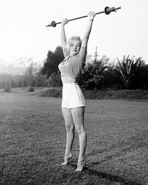Source:- Marilyn Monroe