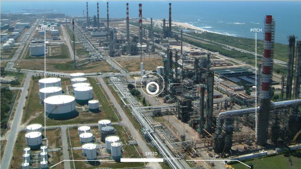asset inspection - Enables experts in their field to inspect assets in new ways and in real-time.