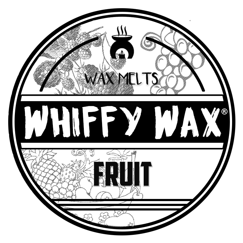 Fruit - Choose from a variety of Fruit scented wax melts, including scents such as: White Fig, Asian Pear & Plum and Apples & Berries.
