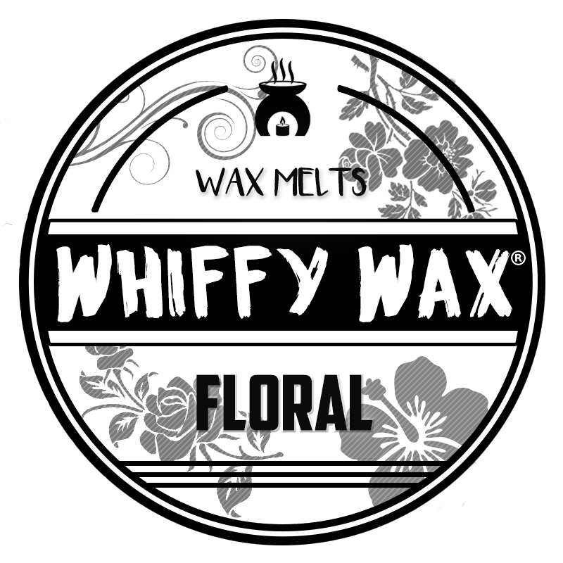 Floral - Choose from a variety of Floral scented wax melts, including scents such as: Exotic indian rose, Peppered poppy & Lotus blossom & water lily