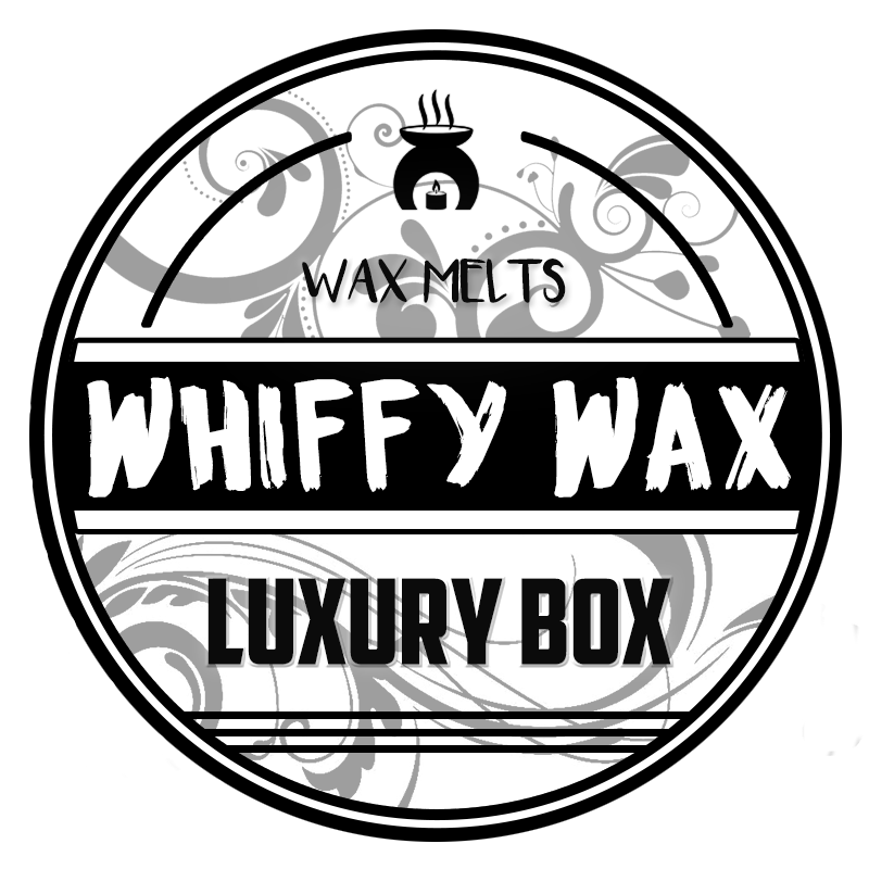 Luxury Mystery Box - A box that contains a random assortment of 25 wax melts from the luscious and designer collections.