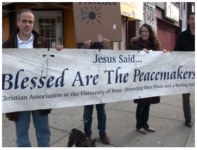 Blessed are the Peacemakers Editorial