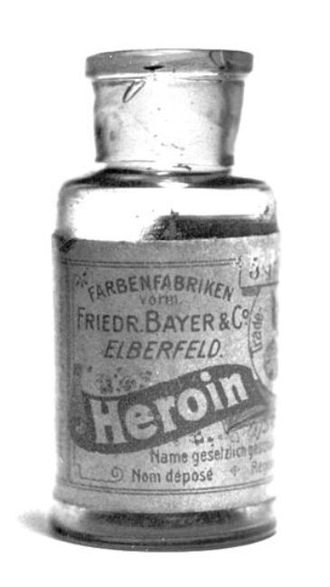 vintage heroin