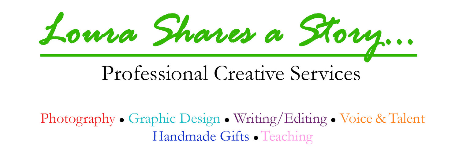 Professional Creative Services by Loura Lawrence