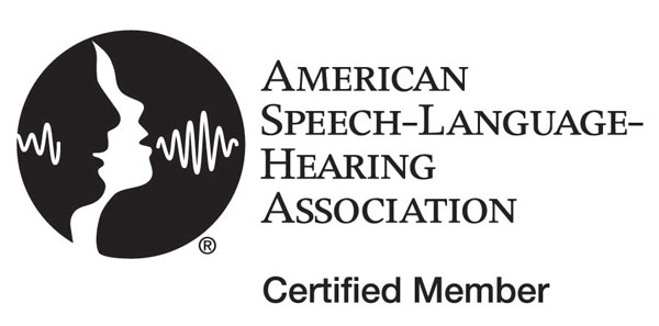 American Speech-Language-Hearing Association Certified Member