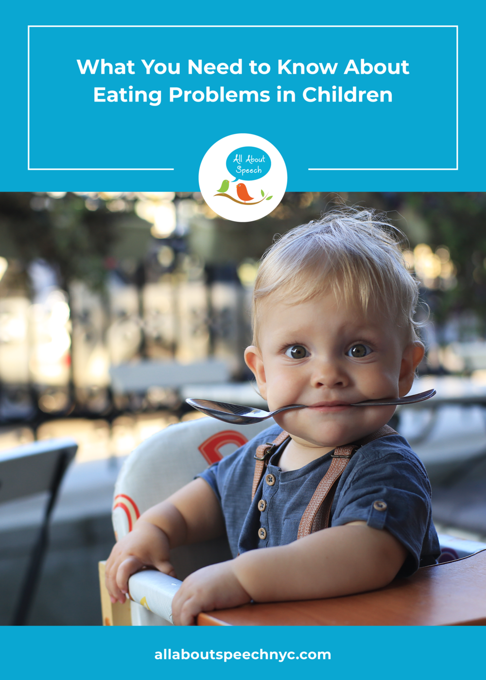 Does your child have a feeding problem?