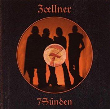 """Die Zöllner """"7 Sünden"""", buschfunk records 2007"""
