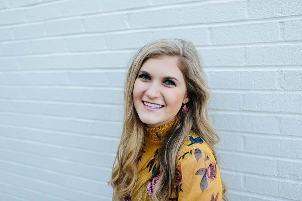 BIO - Emma Danzey is a 26 year old Worship Artist and Author based out of North Carolina. She holds a bachelors degree from Liberty University in Music and Worship Studies specializing in Christian Music Artistry & Songwriting.Emma founded and ran Polished Conference Ministries for three years (2015-2018) for teen girls and their moms to learn about being refined women of God. She is passionate about young women realizing their potential through Christ. This led to starting Cultivate, a place where women in their 20's can grow in faith and friendship. This group can be modeled anywhere with leaders in your community.She also has the privilege to be a national spokesperson for Mukti Mission based out of India. Mukti has been working to restore shattered lives in India for 120 years. Emma had the honor of seeing the mission in person.In her spare time, Emma enjoys spending time with family and friends, playing games, group exercise, and drinking endless amounts of green tea. Be on the lookout for her latest projects!