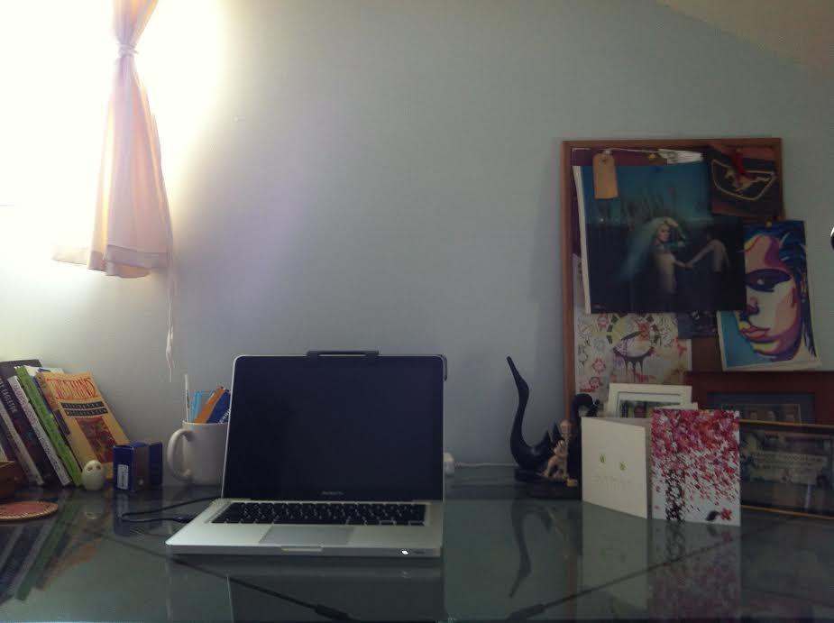 ian streeter work desk