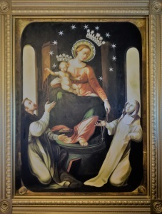Painting of Our Lady of the Rosary Pompeii.jpg