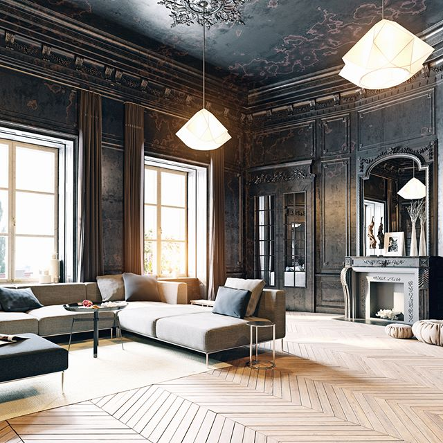 Our inspiration for upcoming renovations!  #decor #LivingRoom #travel #mansion #historic #building #mke #milwaukee #hotel #home #inspiration #renovations
