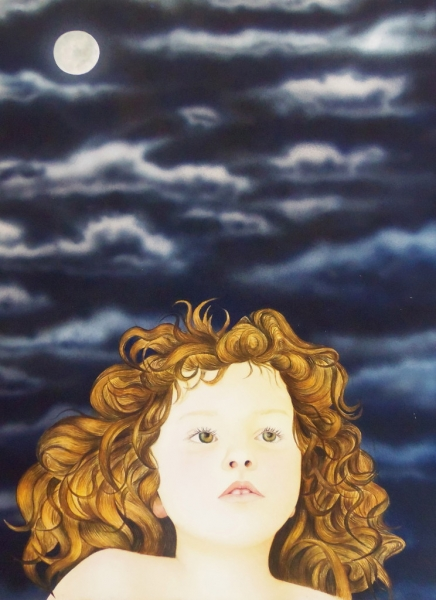 Cielo-Soñar.-Museum-quality-Silver-Framed-Watercolor-on-Arches-Paper-29-inches-x-37-inches.jpg