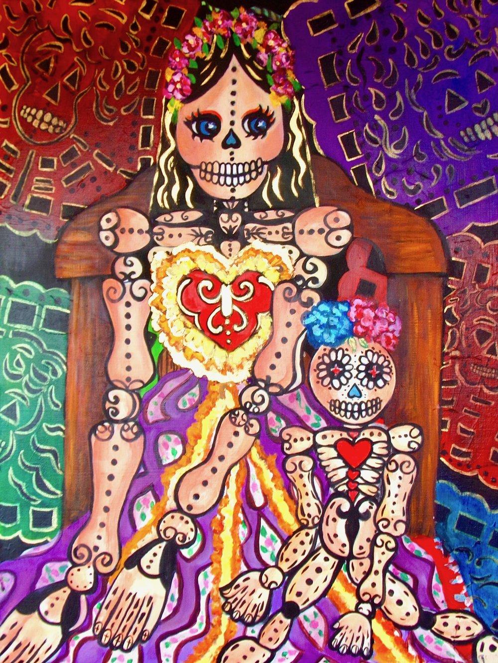 Dia de los Muertos- Las Munecas.jpg