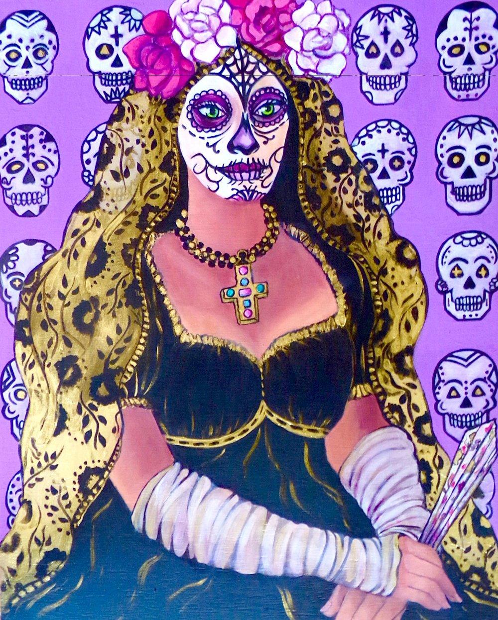 Dia de Los Muertos-The Contessa #2.jpg