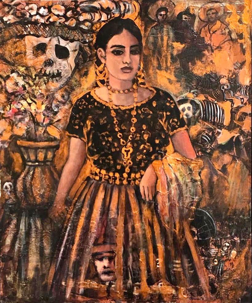 Vintage Mexico Series- Acrylic and Mixed Media.jpg