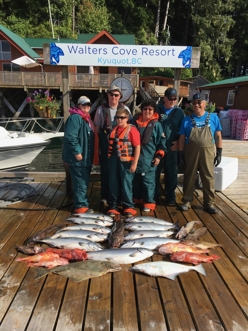 news and fishing reports walters cove resort