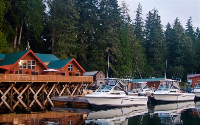 Bring Your Own Boat—West Coast Vancouver Island