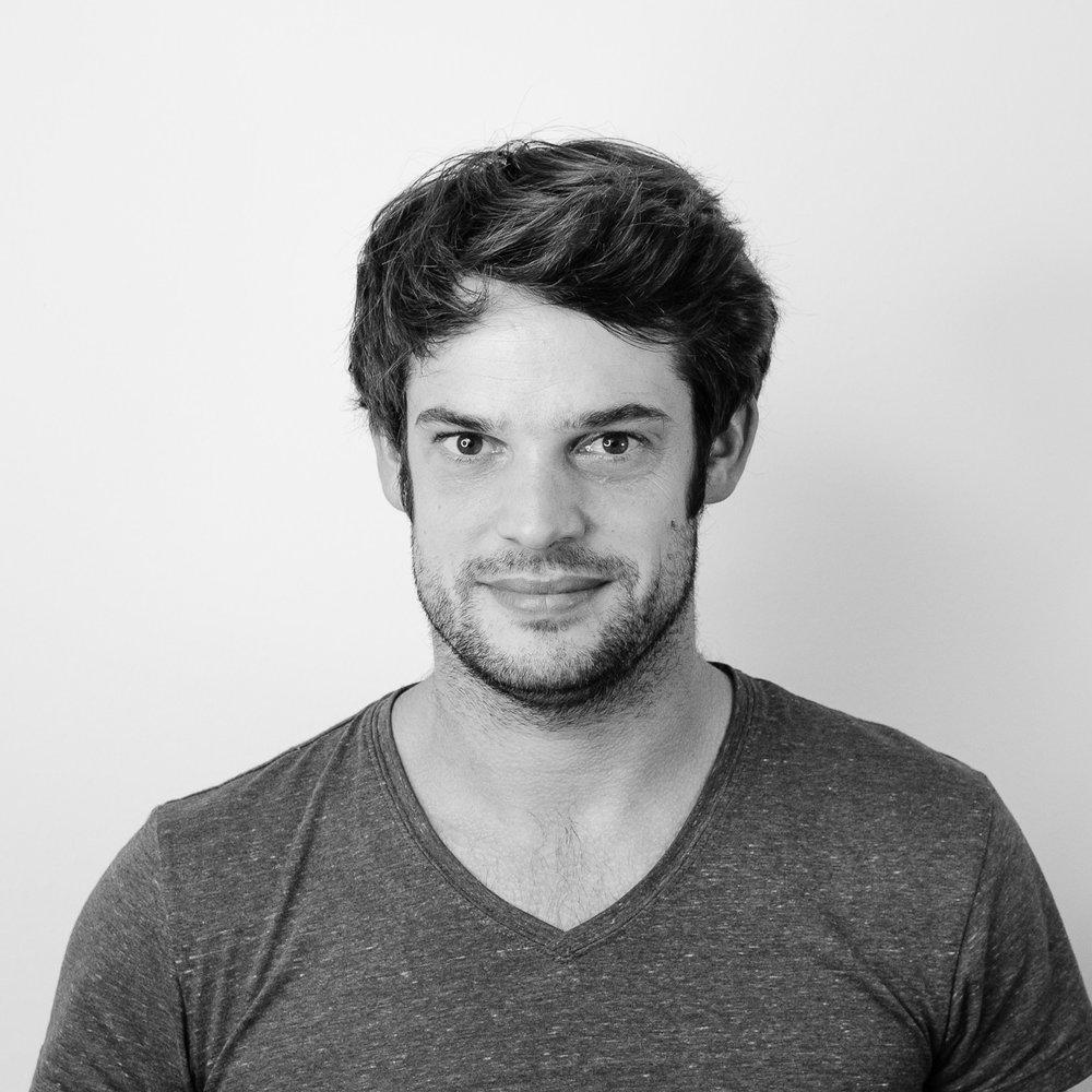 Dimitri de Jonghe  Co-founder, Ocean
