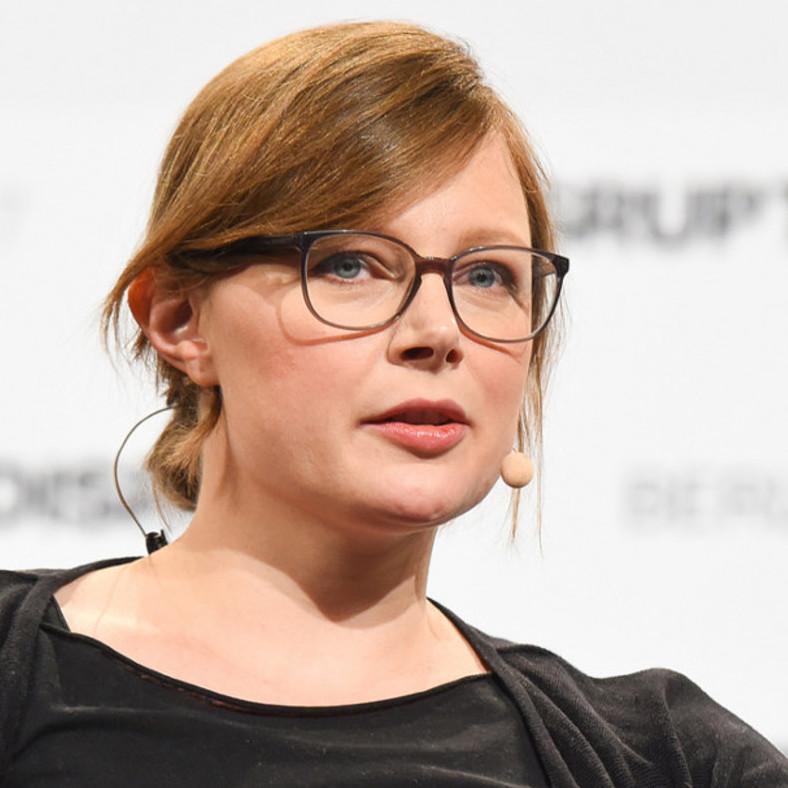 Jutta Steiner  Founder & CEO Parity Technologies