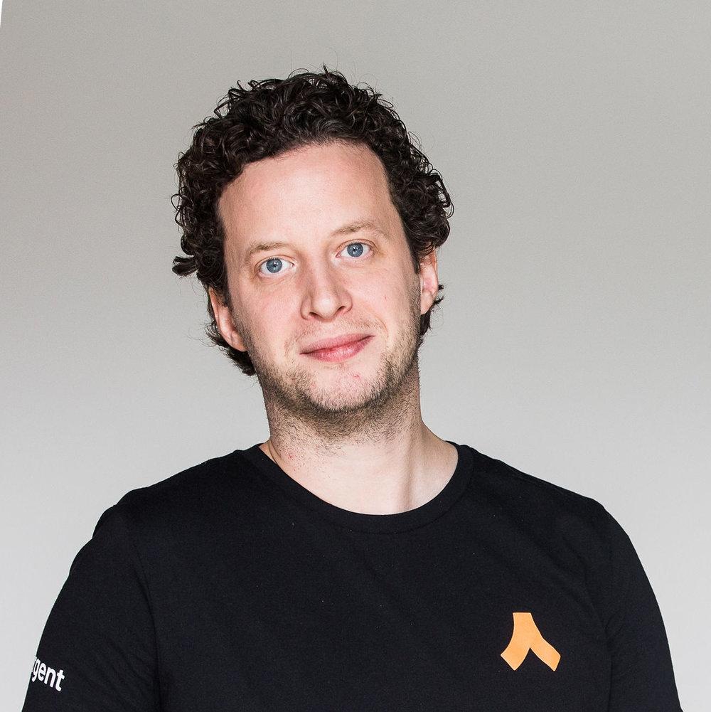 Itamar Lesuisse  Founder & CEO, Argent