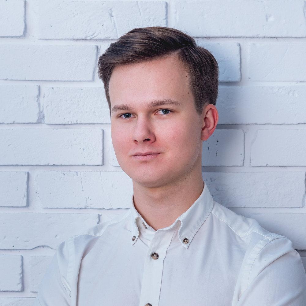 Szymon Sypniewicz  Co-founder & CEO, Ramp