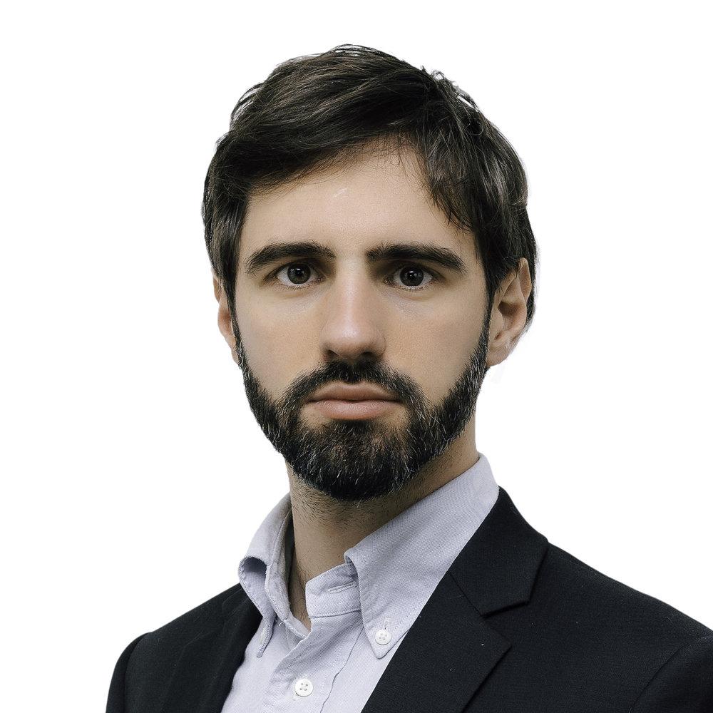 Matt Boonen  Founder & CEO, B2C2