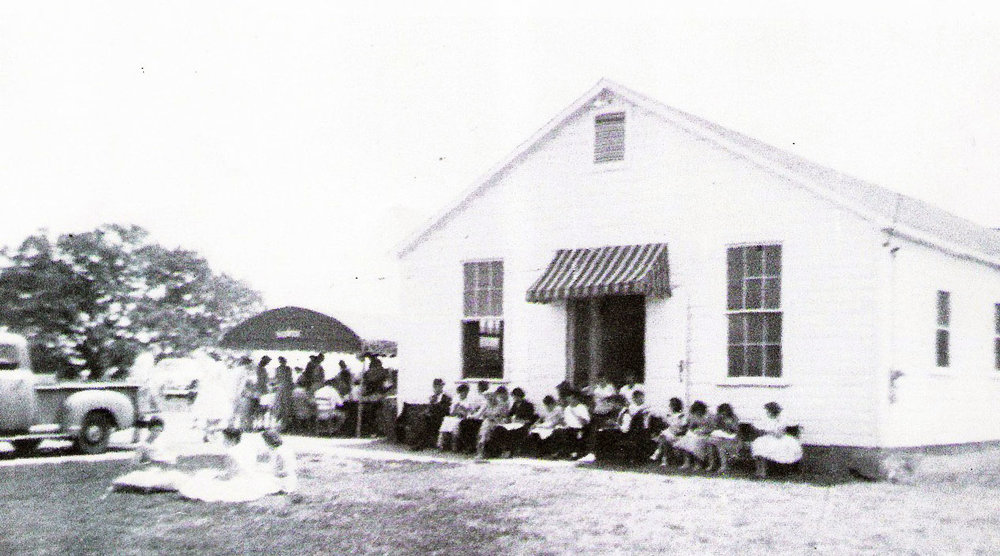 Our First Building 1952-1961