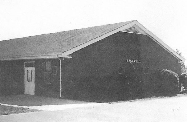 The Second Building 1961-1986