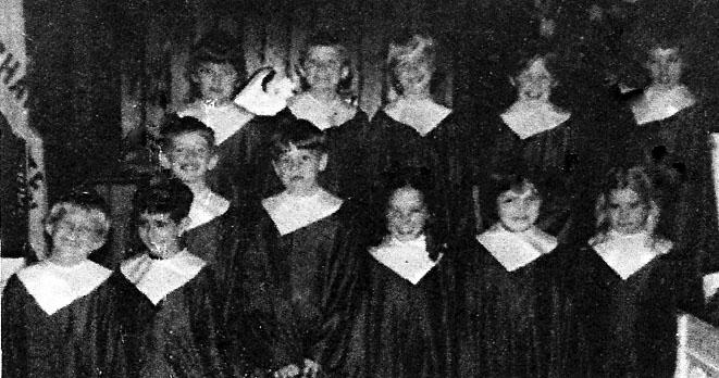 Sharon Forest Children's Choir 1972