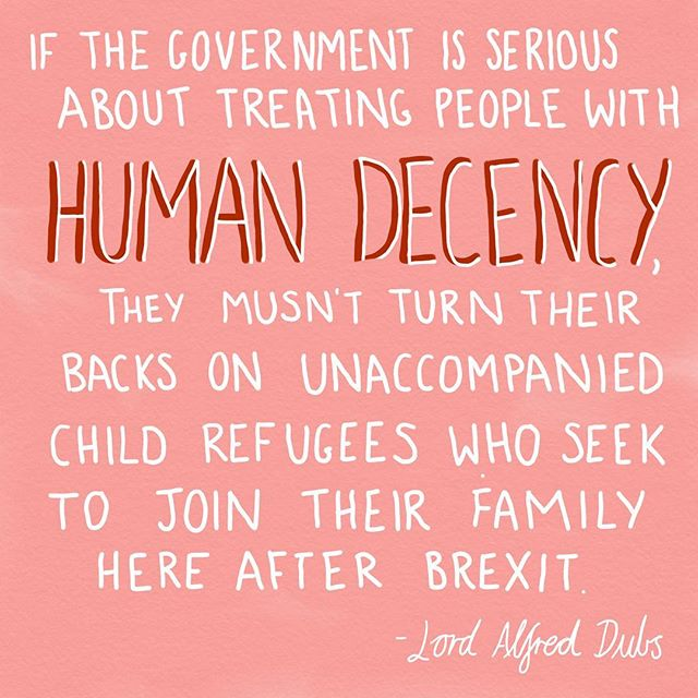 Child refugees should be able to join their families in the UK after Brexit - but we need to act now to make sure they can! Click the link in our bio and write to your MP to attend the debate on 12th June & give refugee families the chance to rebuild their lives together in the UK #DubsNow @helprefugeesuk #ChooseLove