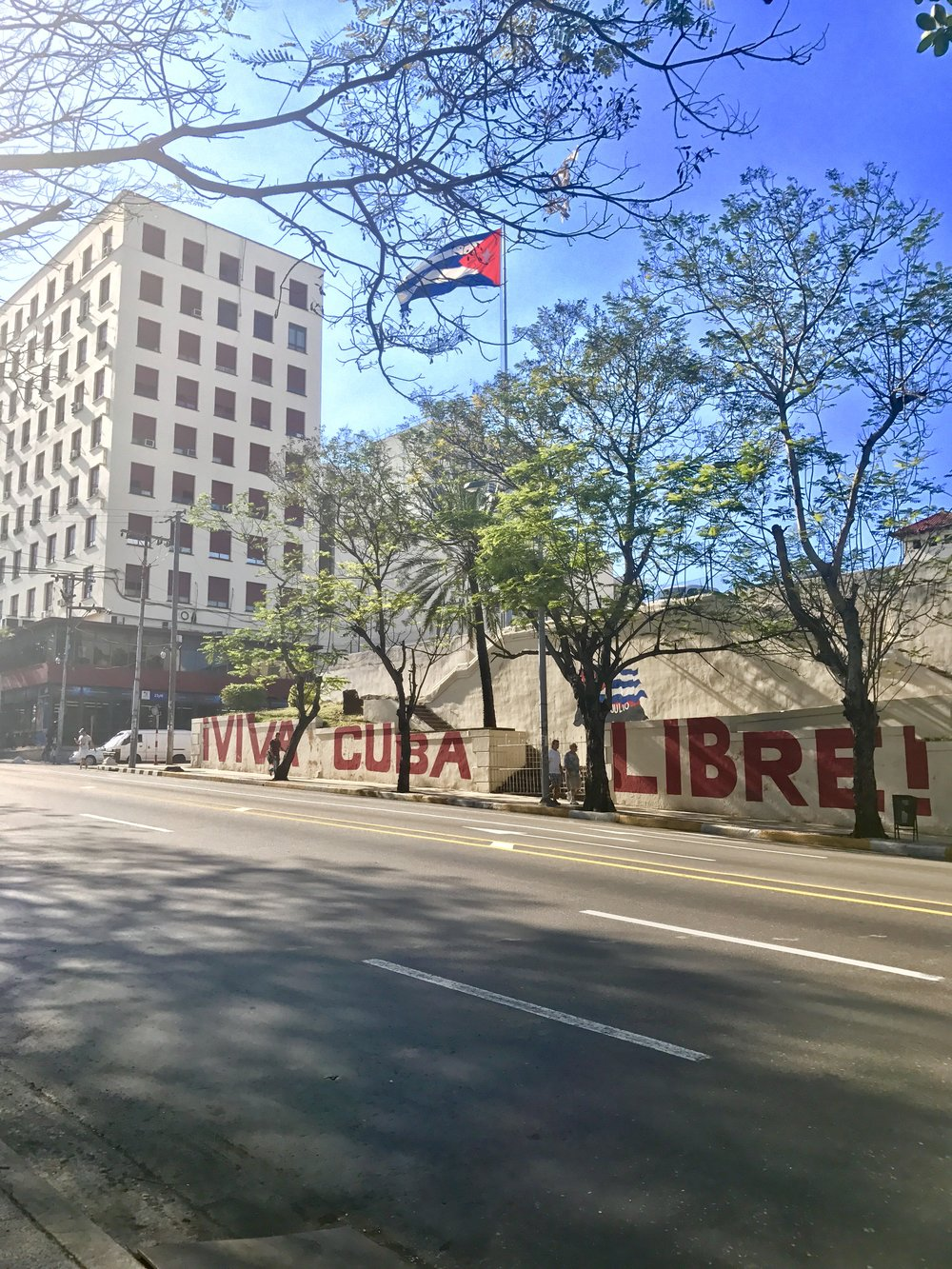 Live Free Cuba