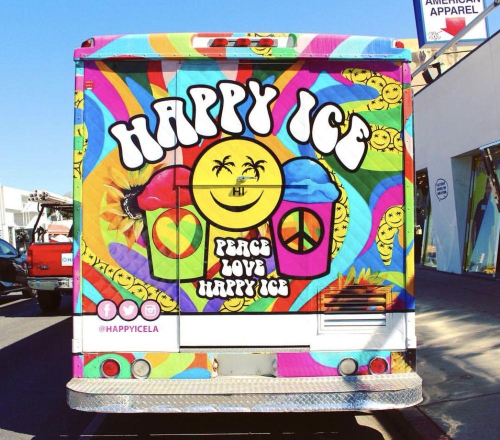 Happy Ice - Los Angeles CA USA