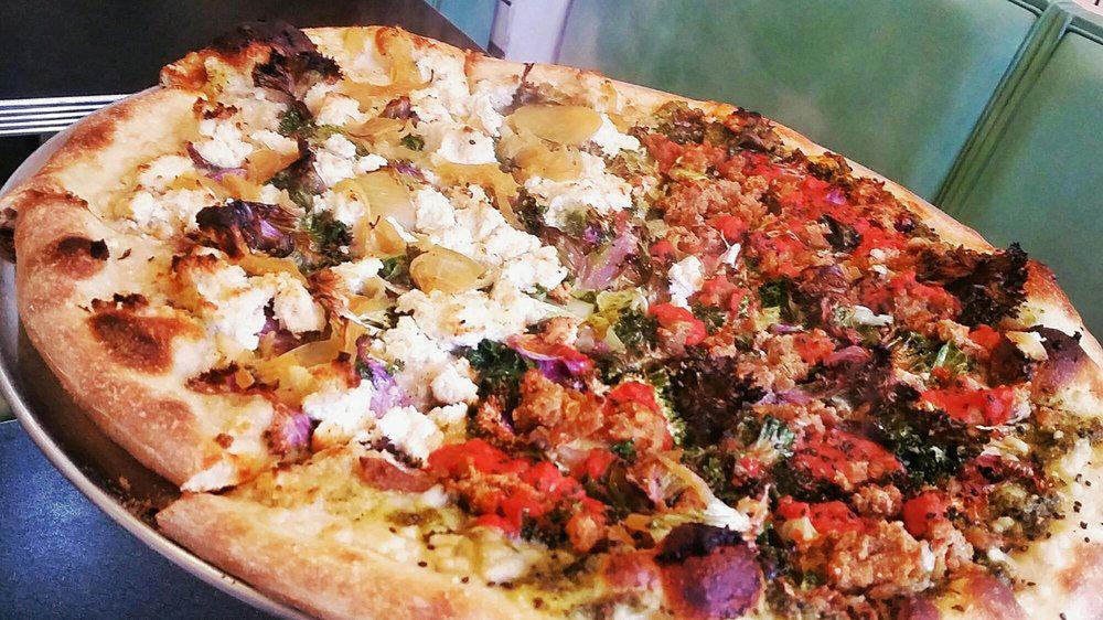 Screamer's Pizzeria - New York NY USA