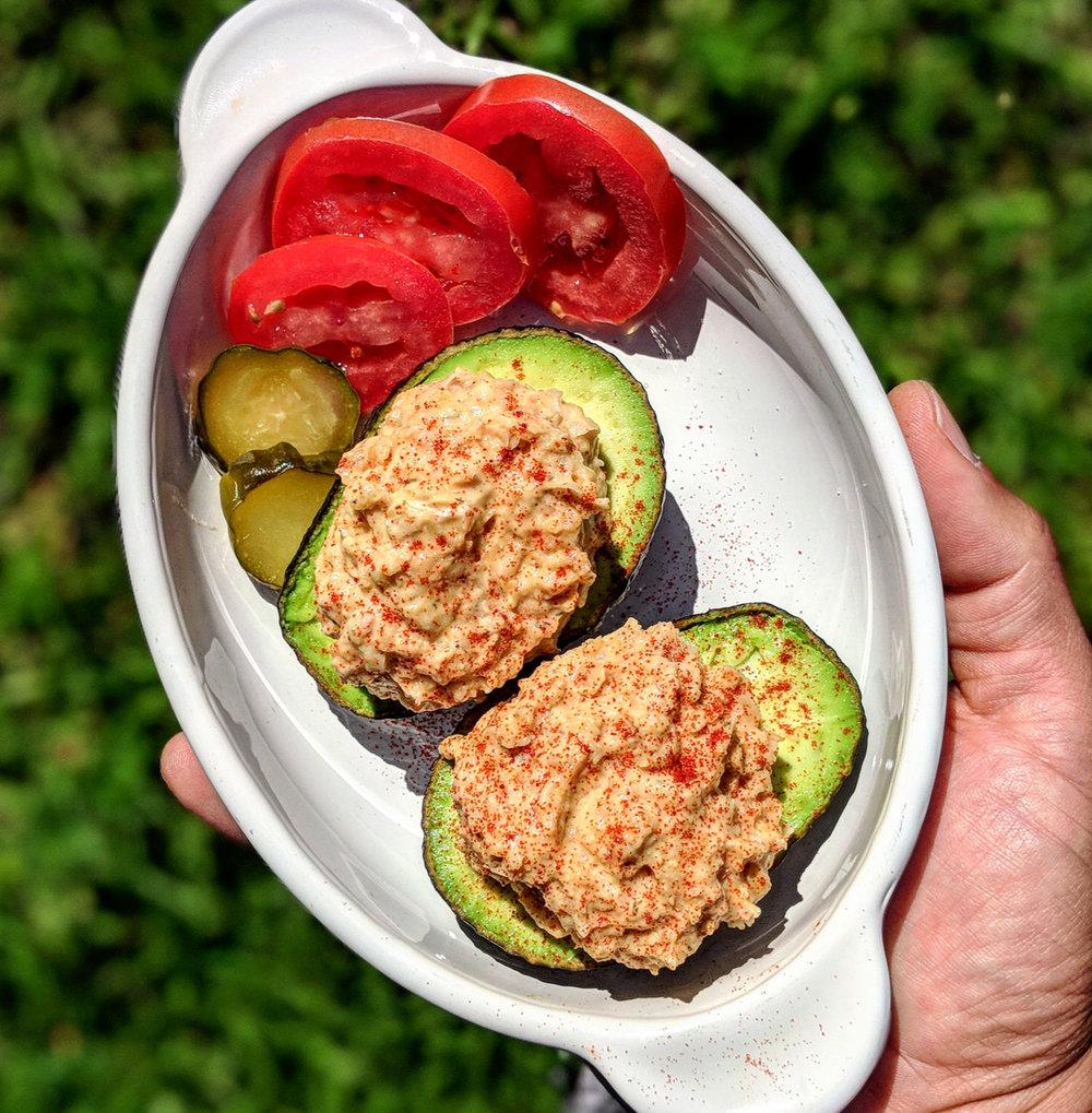 Chickpea Salad -