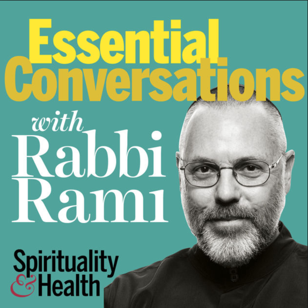 Feeding a Healthy Brain with Dr. Lisa Mosconi - Rabbi Rami talks to Dr. Lisa Mosconi about the health crisis of Alzheimer's and dementia and the power we have to control our fate. An review of her book appears in the March/April 2018 issue of Spirituality & Health magazine. The podcast is here.