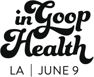 In Goop Health 2018 - Drs. Lisa Mosconi, Roberta Diaz Brinton, and Dominique Fradin-Read lead the Longevity panel moderated by yoga master Baron Baptiste at In Goop Health 2018.Where: Los AngelesWhen: June 9Read more about the event here.