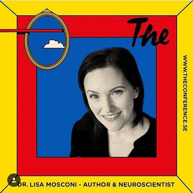 First Denmark, then Sweden... Europe, here we come 😊🙏🏻 #regram from @theconfmalmo *** CONFIRMED: @dr_mosconi is coming to The Conference! She'll be speaking about the relationship between lifestyle and genetics, as well as the effect that our diets have on our brain power. Fascinating stuff, let us tell you! 2018.theconference.se/speakers *** . . #conference #theconfmalmo #foodismedicine #healthiswealth #endalz #nutrition #brain #brainfood #research #mentalhealth #alzheimers #diet #brainfoodbook #medicine #lifestyle