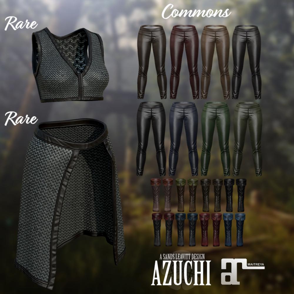 Azuchi Zierael gacha key.png