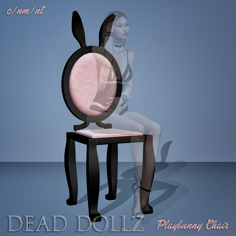 Dead Dollz - PlayBunny Chair Epiphany Exclusive.png
