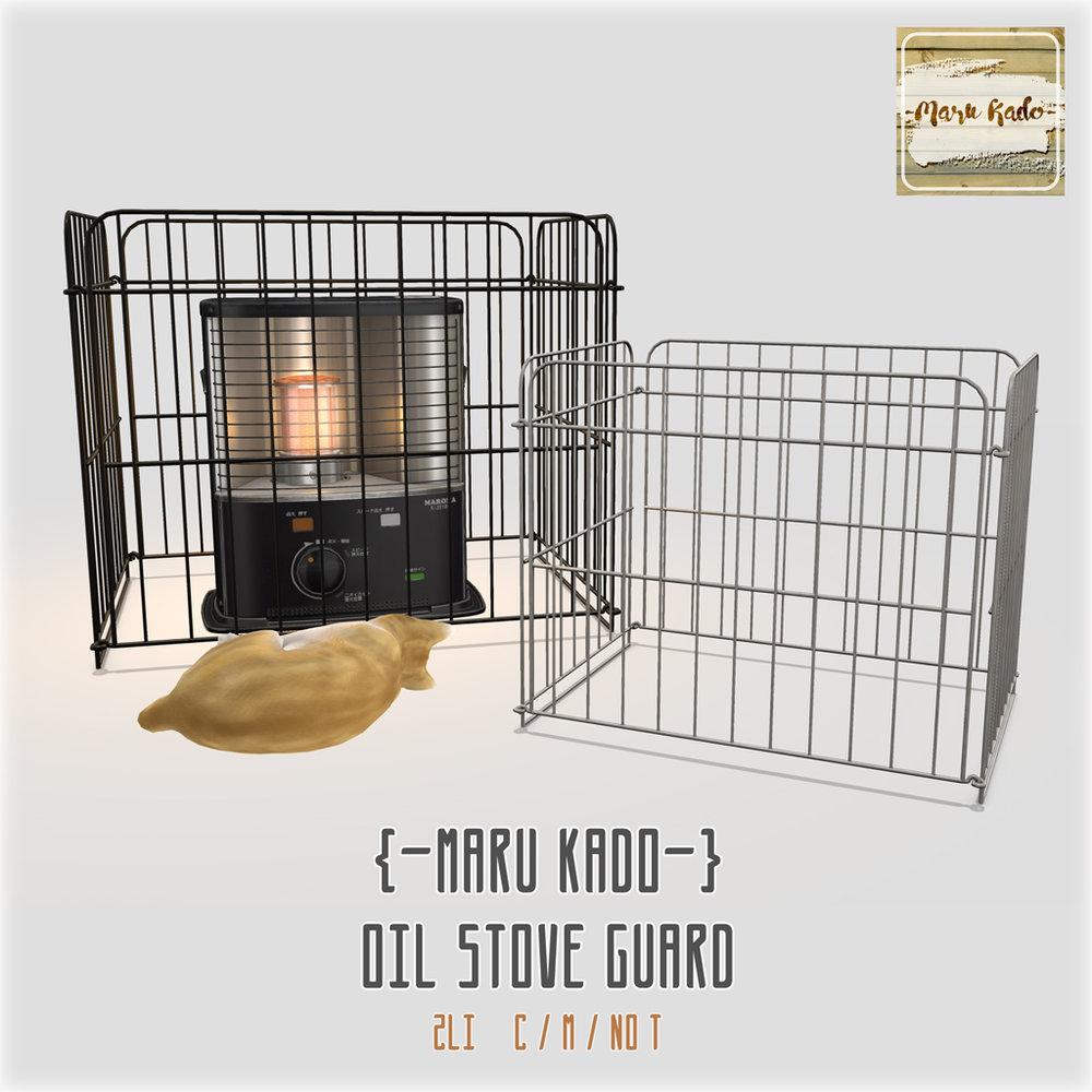 Maru Kado_Oil Stove Guard (Prize).jpg
