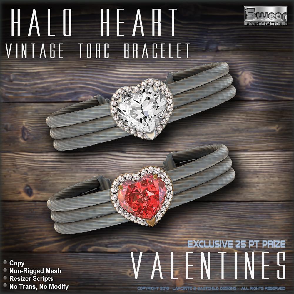 L&B EXCLUSIVE  Vintage Torc Halo Heart Bracelets.png