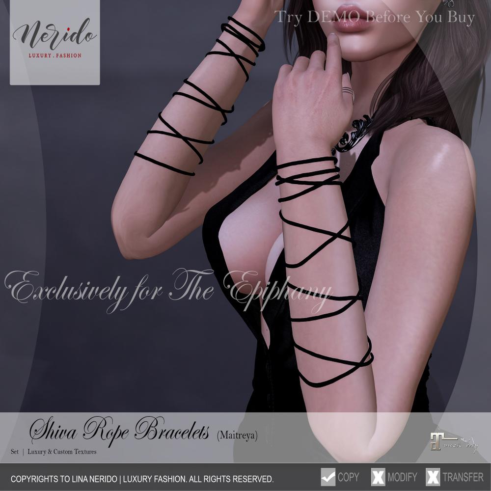 ~Nerido~ Shiva Rope Bracelets(Maitreya)-Exclusive.png